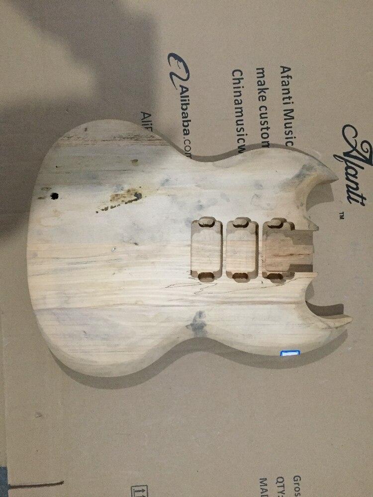 Afanti Music Electric guitar/ DIY Electric guitar body (ADK-614)Afanti Music Electric guitar/ DIY Electric guitar body (ADK-614)