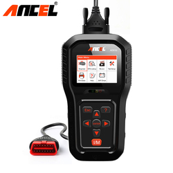 Ancel AD510 OBD2 Scanner Car Diagnostics for VAG BMW Toyota OBD Code Reader Erase Errors OBD 2 Auto Scanner 2018 Pro OBD2