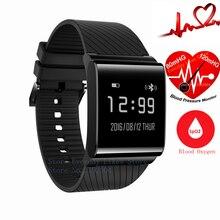 X9 Плюс Крови Betreasure Bluetooth Смарт Браслет Крови Кислорода Смарт-фитнес-Браслет Монитор Сердечного ритма Smartband Водонепроницаемый