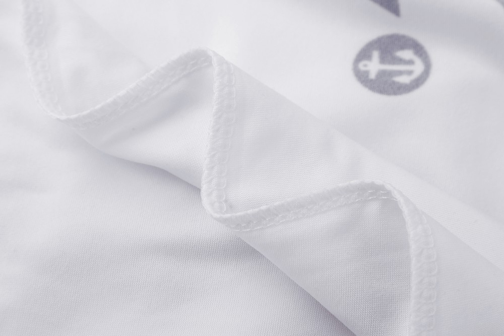 HTB1hYnpOVXXXXc4XVXXq6xXFXXXN - Tops Tee ladies Short Sleeves t shirt women Boat anchor t-shirt