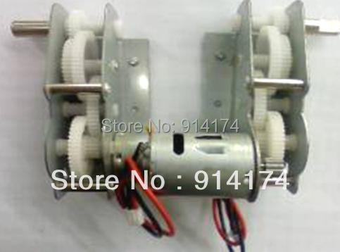 henglong 3818 3819 3848 3849 3858 3859 3868 ect 1:16 RC tank parts drive system /drive gear box free shipping 4pcs set henglong rc tank 3818 3819 3838 3839 3849 3859 3869 3879 3889 ect 1 16 rc tank parts gearbox free shipping