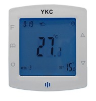 Double Sensor Hot Water Radiant Heating Systems Thermostat With 2 Line Or 3 Line Valve Control