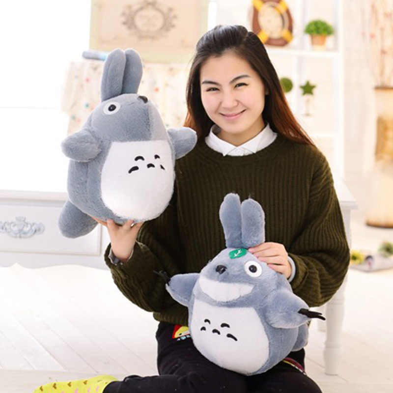 Hot Sale 15.7''40CM Staffed Totoro Plush Toys Famous Cartoon Toys Brinquedos Dolls High Quality Dolls Factory Price