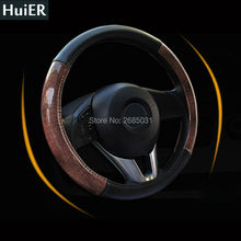 New Fashion 3D Dragon Car Steering Wheel Cover Anti-slip 4 Seasons Car Styling Universal For 37-38CM Steering-Wheel Car Covers