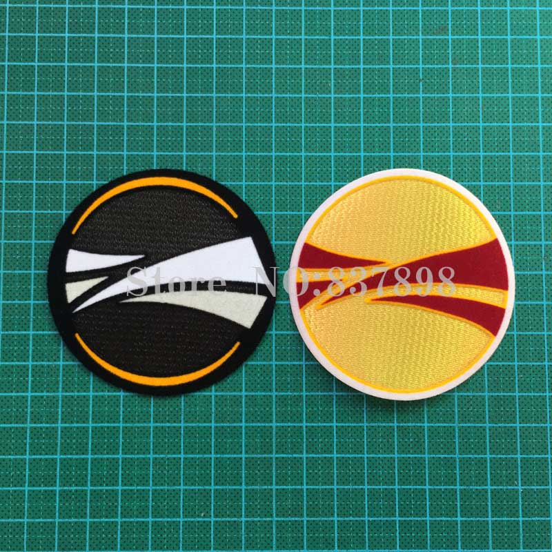 World Cup champions league ball patch football Print badges Soccer Hot stamping Patch Badges DIY 02