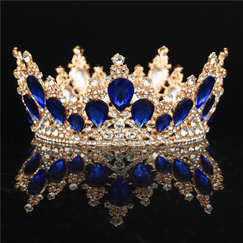 Bride Wedding Crown: Bride Wedding Crown Tiara Bridal Headdress Hair Ornament