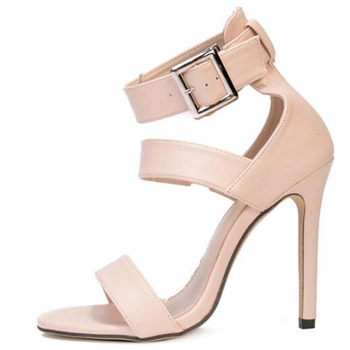 Fashion New Womens Sandals Party High Heels Sexy Platform Pumps Summer Shoes Peep Toe Lady aa1001 in High Heels from Shoes