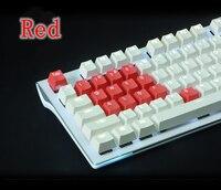 OEM профиль 14 pbt Keycap Cherry MX Переключатель QWERASDF1234 клавиша ESC LOL игры Дизайн Двойные Цвета подсветкой купить два получить один Бесплатная