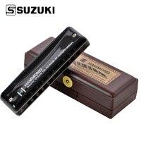 Suzuki Harmonica HA 20 Promaster Hammond Key Of C