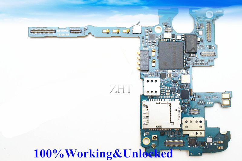 все цены на  Unlocked EU version & Original Motherboard For Galax Note 3 N900A LTE Motherboard AT&T Logic Board Clean IMEI Free shipping  онлайн