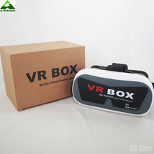 Newest Google Cardboard Version 2 VR Box 2 II Version Virtual Reality 3D Glasses With Bluetooth Controller for Iphone Samsung LG