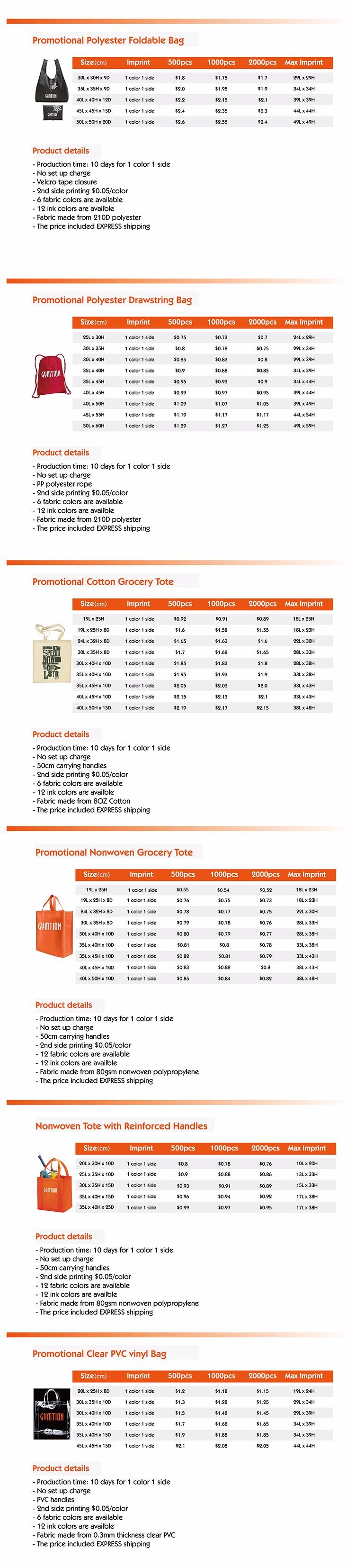 Foldable bag product details-1