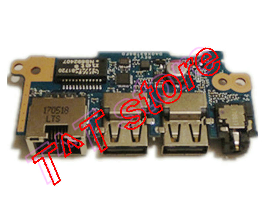 original for HP ProBook 455 450 G4 Series AUDIO USB BOARD DA0X83TB6F0 test good free shipping