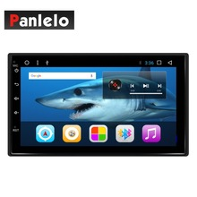 2 din Android 7.1.2 Car Stereo Octa Core 1.6GHz 2GB+16GB GPS Navigation Auto Radio (AM/FM/RDS) Mirror Link 7 inch Touch Screen