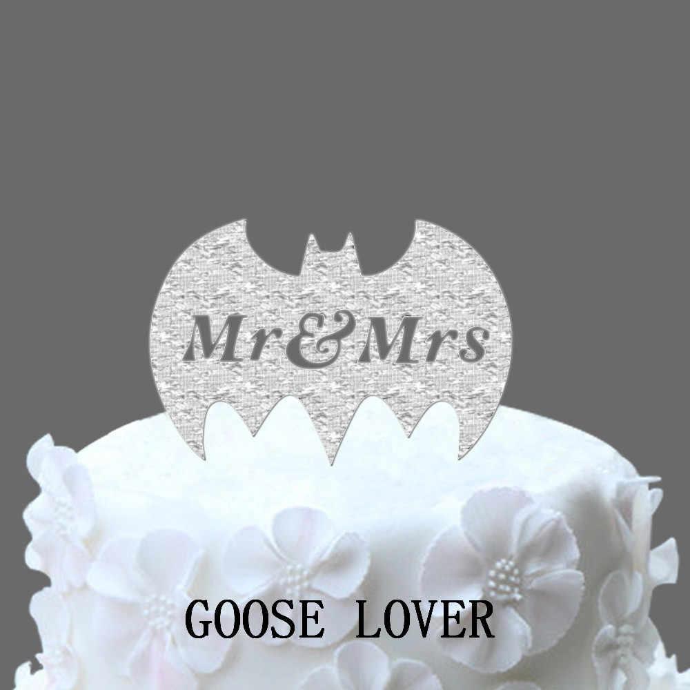 Batman Wedding Cake.Batman Fans Cake Topper Batman Wedding Cake Topper Mr And Mrs Wedding Cake Topper Cartoon Cake Stand Topper Wedding Decoration