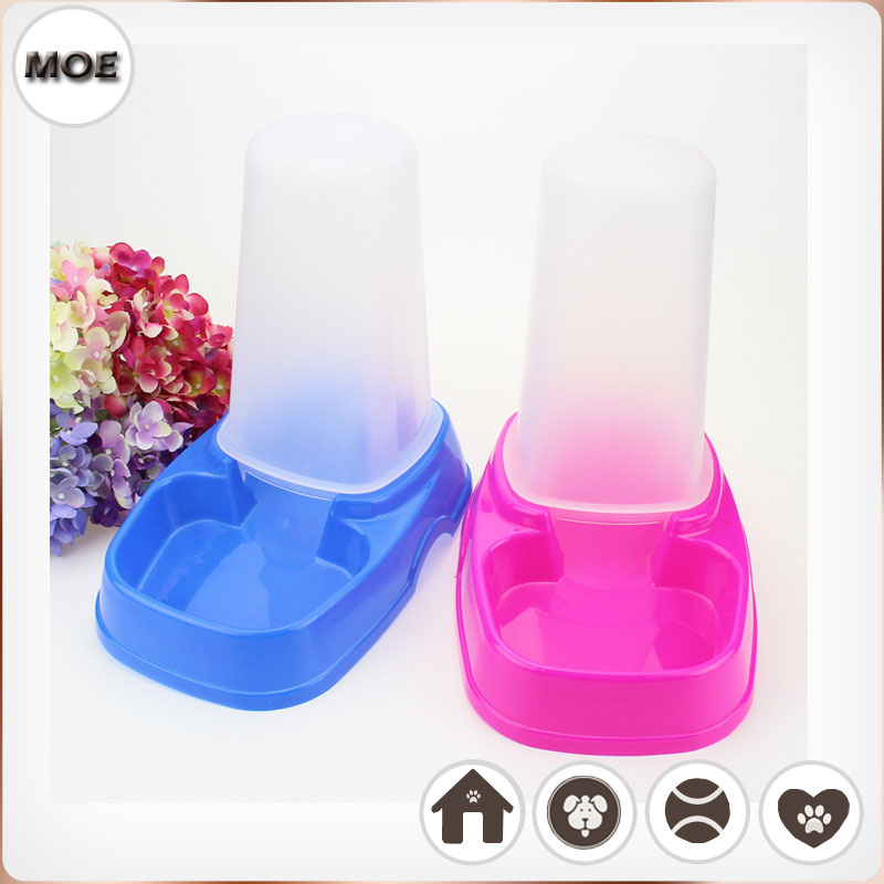 2017 Grain Type Feeding Device Food Container For Dog Cat 11.11 image