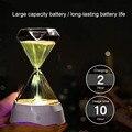 Музыкальное песочное стекло прикроватное украшение с красочным ночным светом для дома  спальни  SDF-SHIP