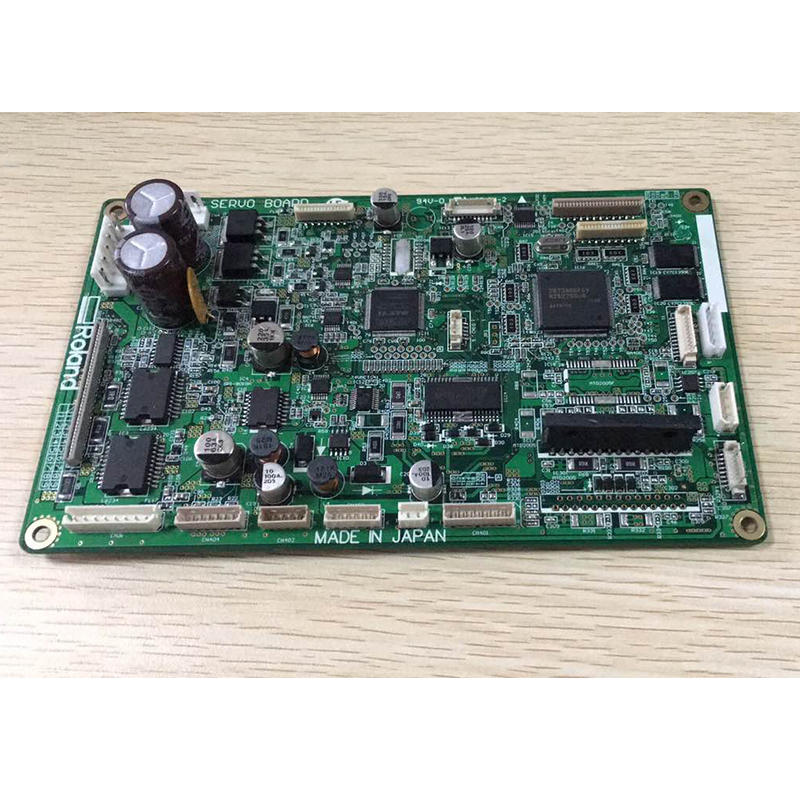OEM Servo Board For Roland RS-640 1000004994 feed motor board for roland rs 640