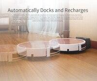 Robotic Vacuum Cleaner Toocool 790t App Alexa Voice Control 2d Map Water Tank