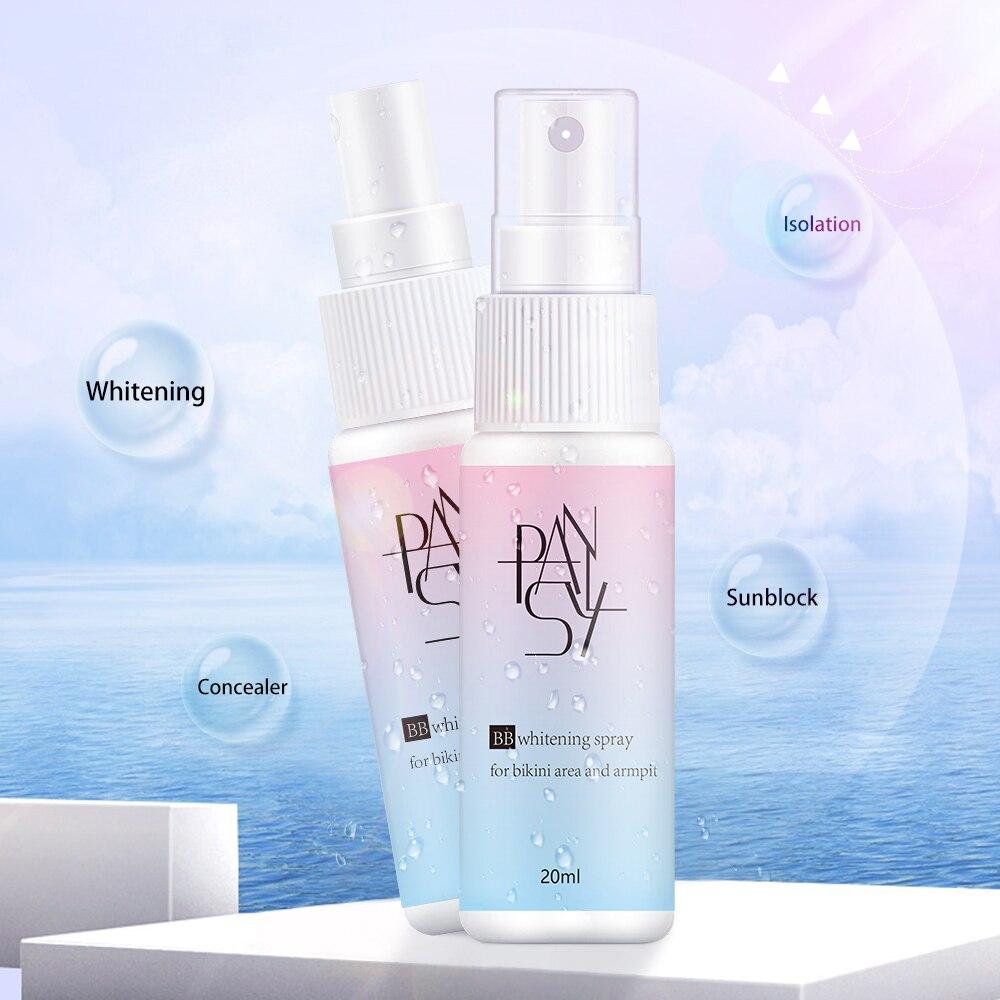 Отбеливающий спрей изоляция консилер увлажняющий спрей BB крем основа для лица макияж портативный ленивый Красота Косметика TSLM1
