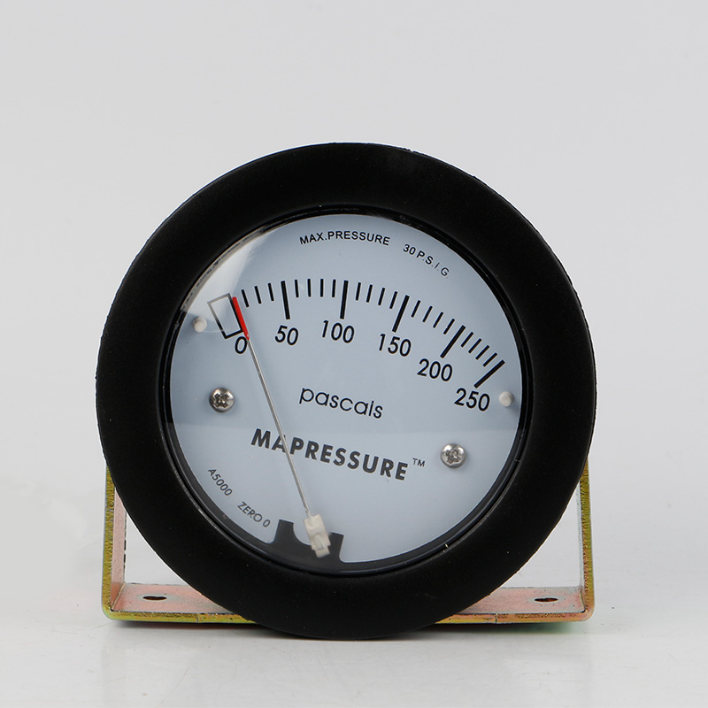 ФОТО TE5000 0-250pa Mini Size Air Differential Pressure Gauge