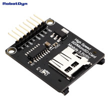 Universal SD + MicroSD cards high speed module(China)