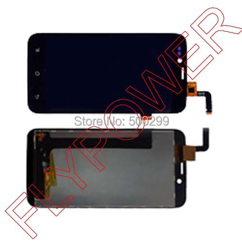 For ARCHOS 50 Platinum LCD display with touch digitizer screen assembly by free DHL; 5pcs/lot