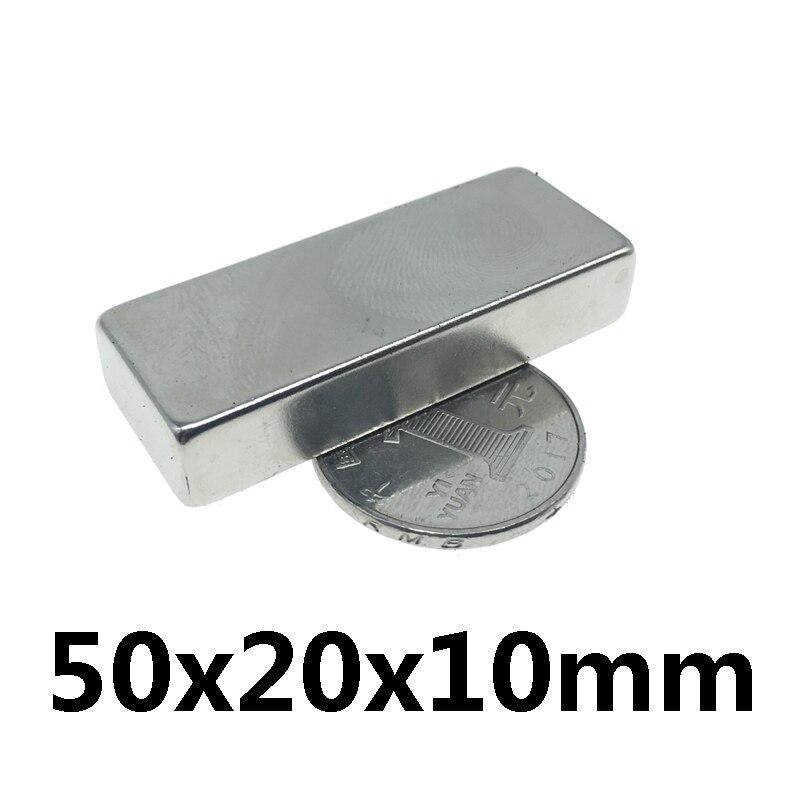 1pcs 50x20x10mm neodymium magnet 50x20x10 mm N35 Small Square power Strong magnets 50*20*10mm Rare Earth Neodymium Magnets1pcs 50x20x10mm neodymium magnet 50x20x10 mm N35 Small Square power Strong magnets 50*20*10mm Rare Earth Neodymium Magnets