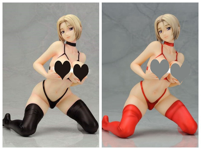 2017 new 1pcs 16.5CM Japanese sexy anime figure Bible Black Kitamireyika swimsuit ver action figure галстуки greg галстуки
