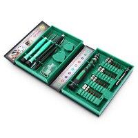 38 in 1 Reparatur Tool Kit für Handy elektronische reparatur Werkzeuge Set AC 8 Kompakte Präzision Schraubendreher Kit Reparatur werkzeug Kit-in Handwerkzeug-Sets aus Werkzeug bei