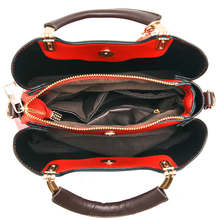 Ladies Lovely Shoulder hand Bag Girls PU Leather