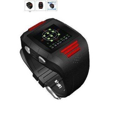 Free shipping-- Unlocked Watch phone GPS Tracker, Personal GPS Trcker