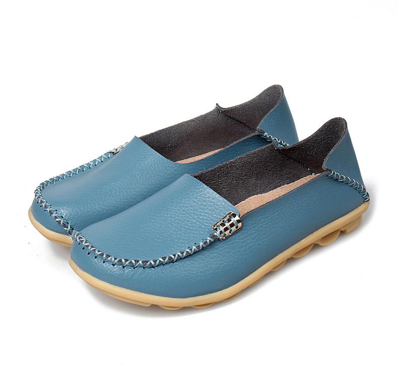 AH912 (49) women's loafers shoe