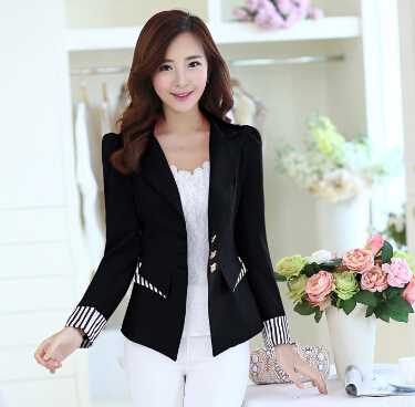J55030 Fashion New Arrival OL Business Suit Blazer And Jacket