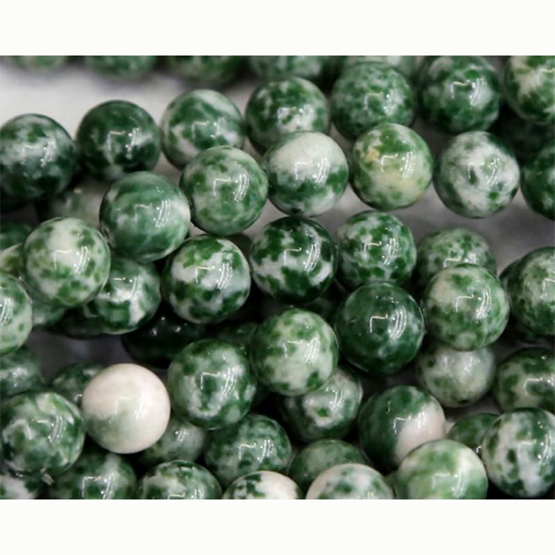 "New Natural 8X12mm Green Azurite Chrysocolla Rice Gemstones Loose Beads 15/"""