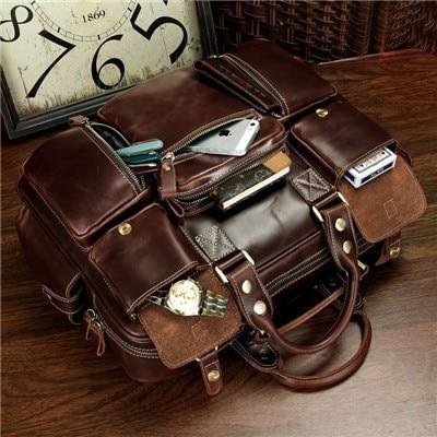 Самые крутые сумки для мужчин