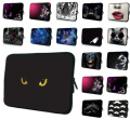 "Notebook Computer 16"" 17"" Unisex Zipper Inner Cases For Apple Macbook Pro 17.3 Inch Laptop Pouch Cover Bags For Dell Lenovo Acer"