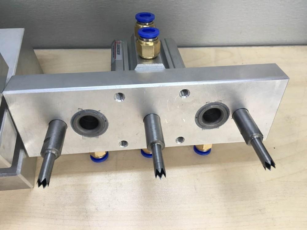 serrated round punch die dia6mm