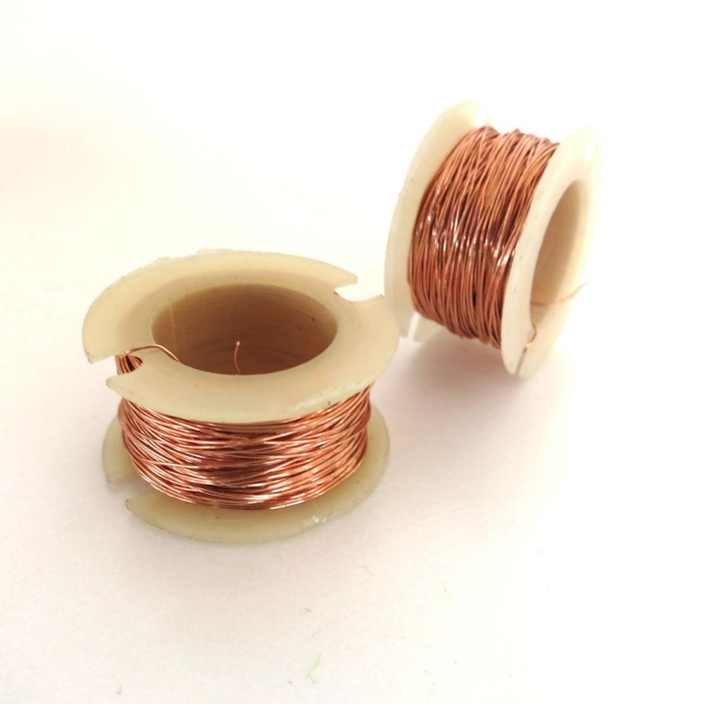 Reines Kupfer Draht 0,1mm 0,2mm 0,5mm DIY Material Abdichtung ...