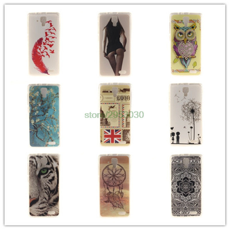 TPU Frame Phone Fitted Case for Lenovo A358t A 358t A358 t A358-t Soft Silicone Case for Lenovo A536 A 536 LenovoA536 Cases Bags