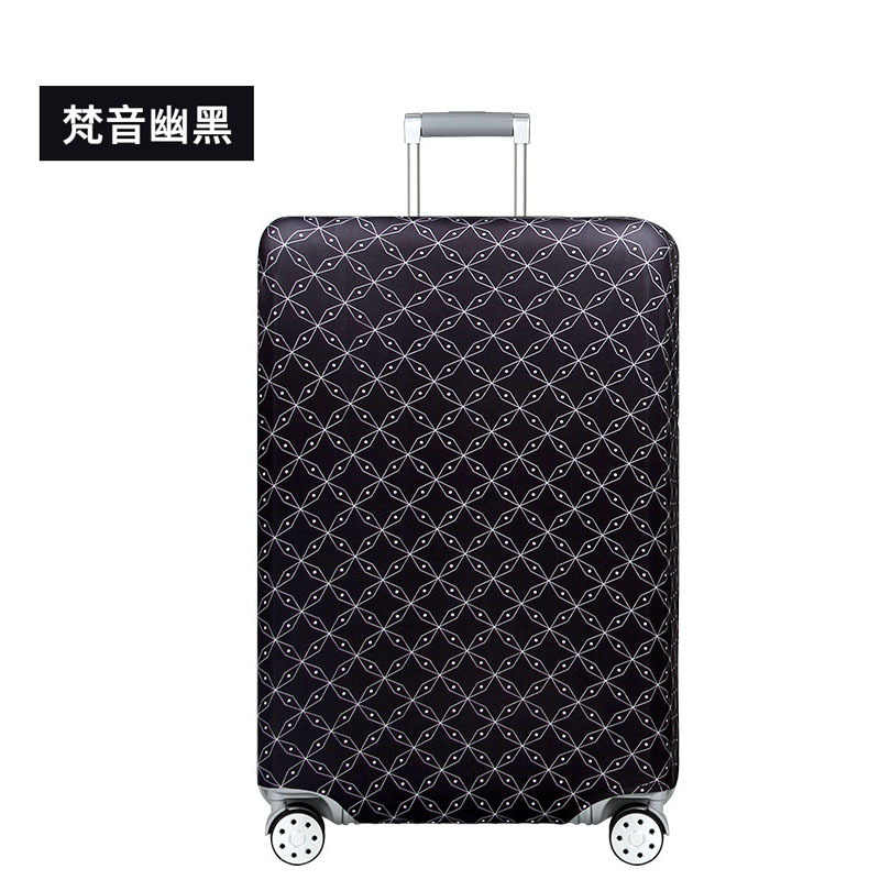 New Travel On Road Luggage Cover Luggage Protector Suitcase Protective Covers for Trolley Case Trunk Case Apply to 18-32 inch
