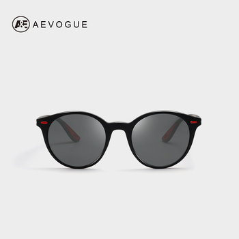 AEVOGUE Polaroid Occhiali Da Sole Donne Retro Cornice Ovale Rivetto Occhiali Vintage Luce Unisex di Disegno di Marca Oculos De Sol UV400 AE0625