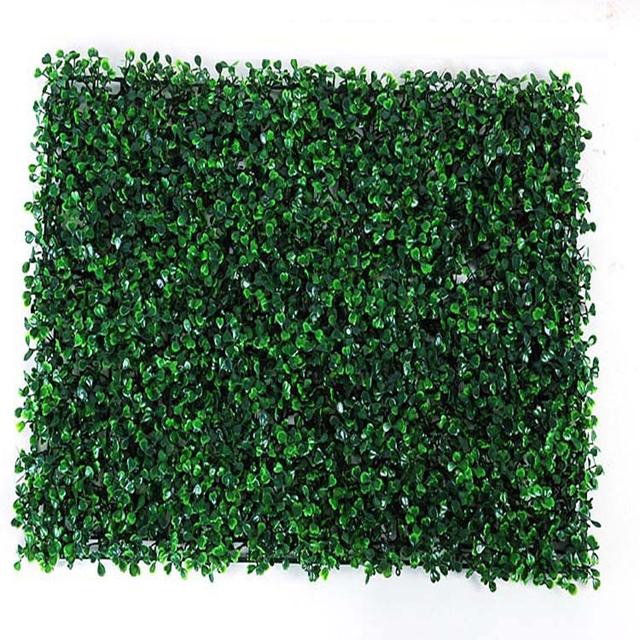 40x60cm Green Grass Artificial Turf Plants Garden Ornament Plastic Lawns Carpet Wall Balcony Fence For Home Decor Decoracion