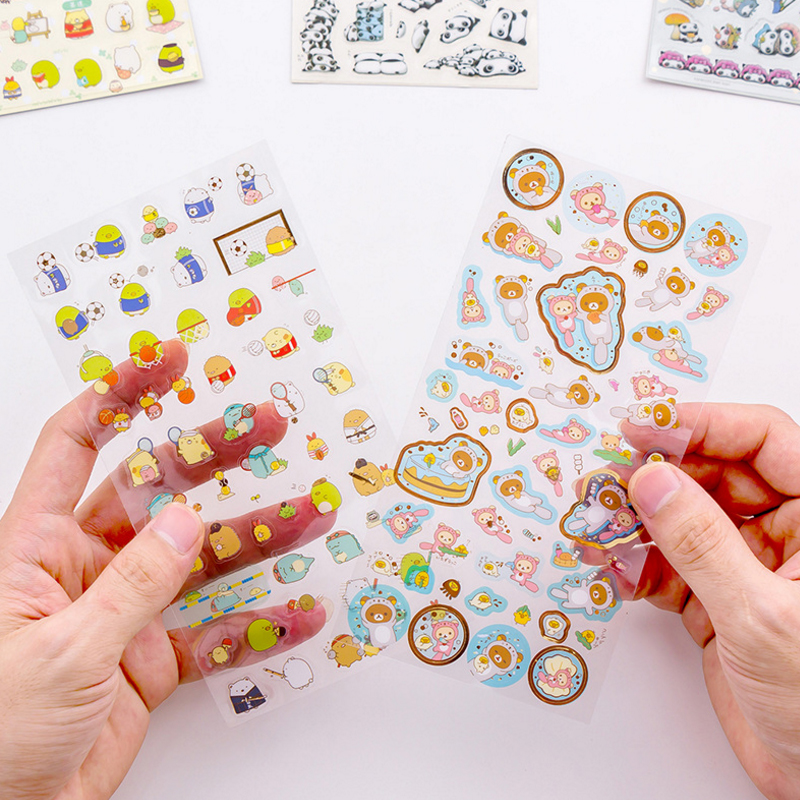 CREATIVE IMAGINATIONS CAT MEOW FAT CAT KITTY EPOXY DIMENSIONAL STICKERS A12499