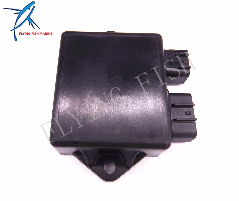 Boat Motor 40F-01.03.20 CDI Unit Assy for Hidea 2-Stroke 40HP 40F 40X Outboard Engine C.D.I aluminum water cool flange fits 26 29cc qj zenoah rcmk cy gas engine for rc boat