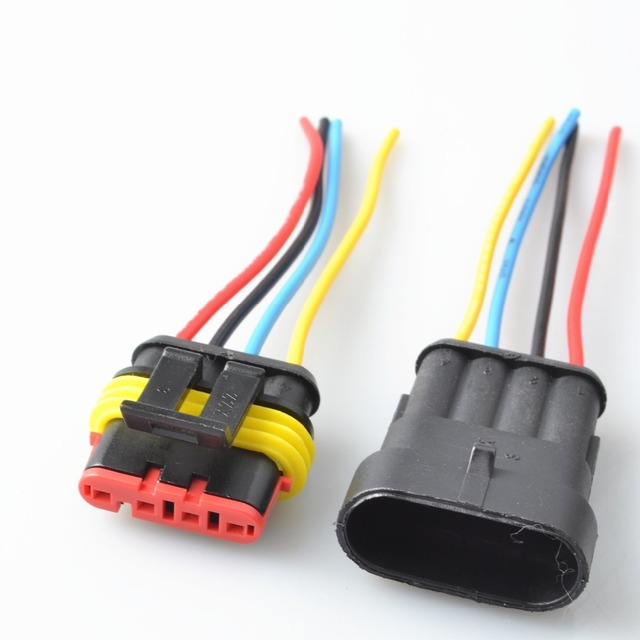 4 Pin Wiring Connector - Wiring Diagram Used Male Four Pin Connector Wiring Diagram on four pin power, 4 pin trailer plug diagram, four pin plug, relay diagram, 4 wire trailer diagram, four pin relay,