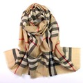Classic 100% wool Scarf Woman Winter Warm Ladies Plaid Cashmere Shawls and Scraves Spring Autumn Wraps oversize 190X65cm YWOK01