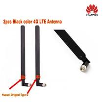 2pcs Original Huawei B525 E5186 B593 External Antenna Type D black color
