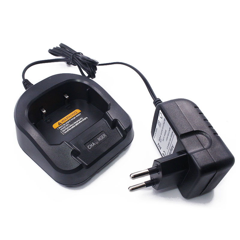 CH-5 Battery Charger AC Adapter for BAOFENG UV-5R 2-Way Radios Walkie Talkie
