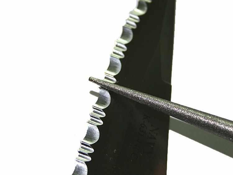 Professional Sharpening Diamond Multi-purpose Pen shape Knife Sharpener Grindstone Fishing Hook Sharpener